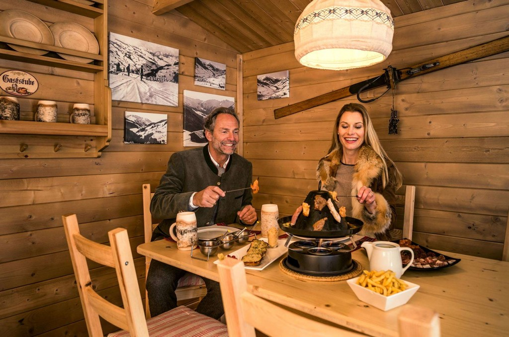 Enjoy a different way of dining in Austria