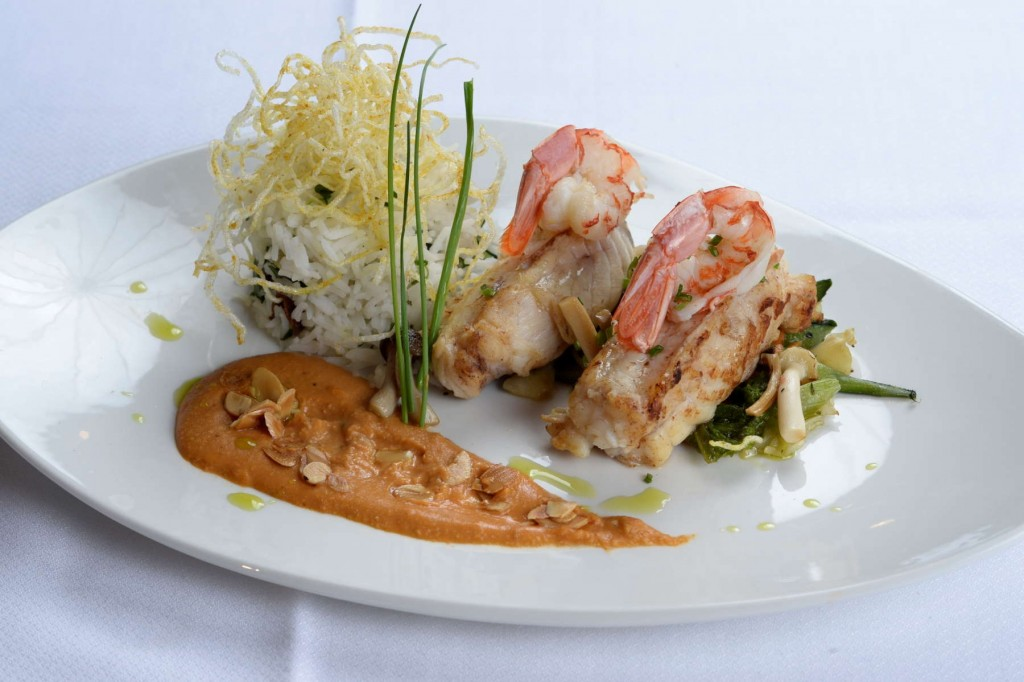 Enjoy a great variety of dishes