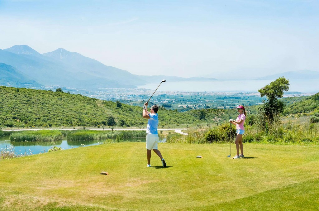 Nothing but spectacular views form the CLC Kusadadsi Golf & Spa golf course
