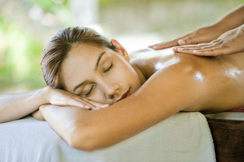 Relaxing massages offered at Monterey Royal Signature
